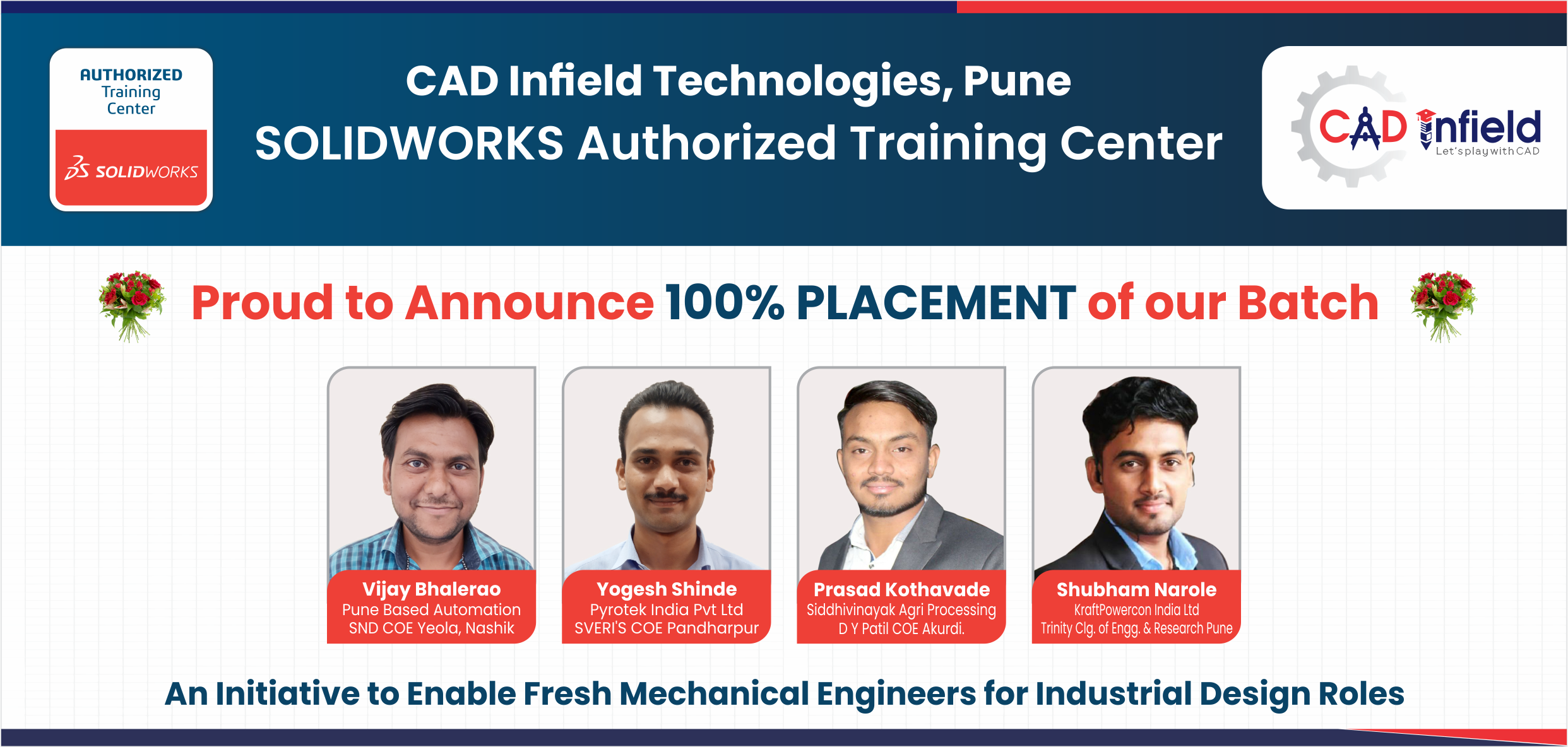 Home Best Cad Cam Training Institute In Pune For Mechanical Engineers